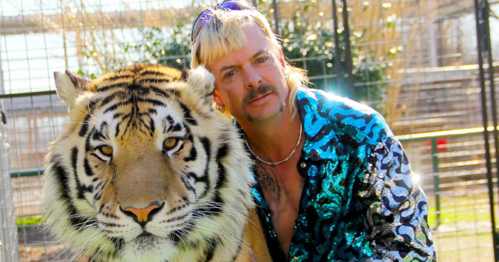 Tiger King reviews, Tiger King, Netflix, Murder Mayhem and Madness, true crime, review, Twitter, reactions, comments, watch, stream, Joe Exotic, plot, about, trailer