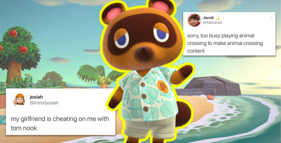 Animal Crossing Memes 25 Of The Best Reactions To New Horizons