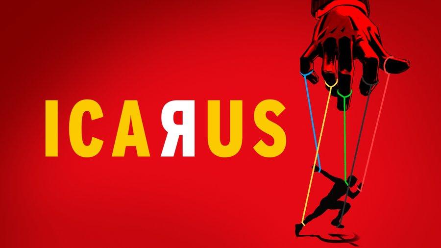 Icarus, Netflix