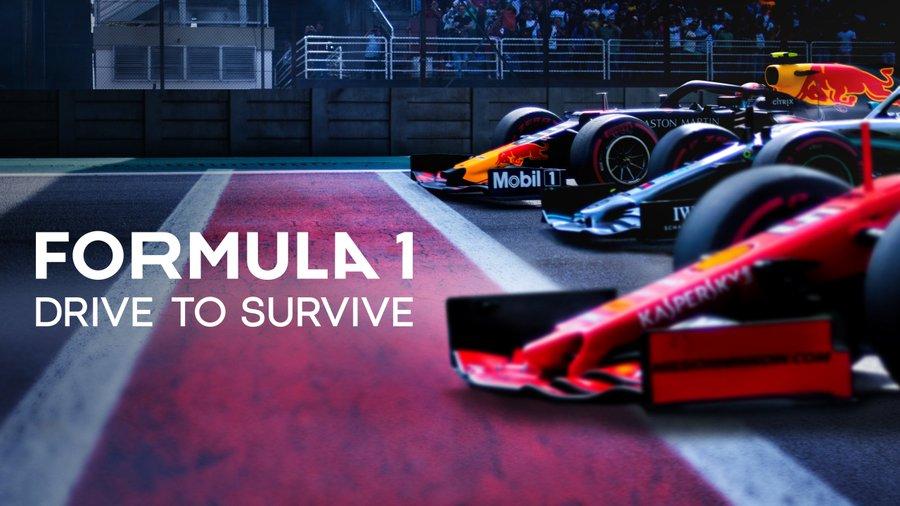 Formula 1: Drive to Survive, Netflix