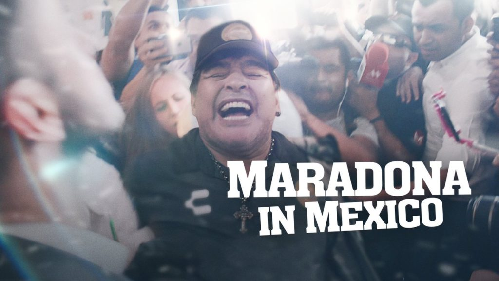 Netflix, sports, documentaries, doc, series, sport, best, shows, Maradona in Mexico