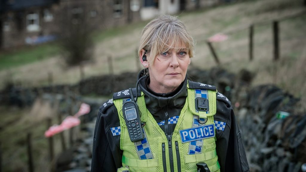Happy Valley, Netflix, original