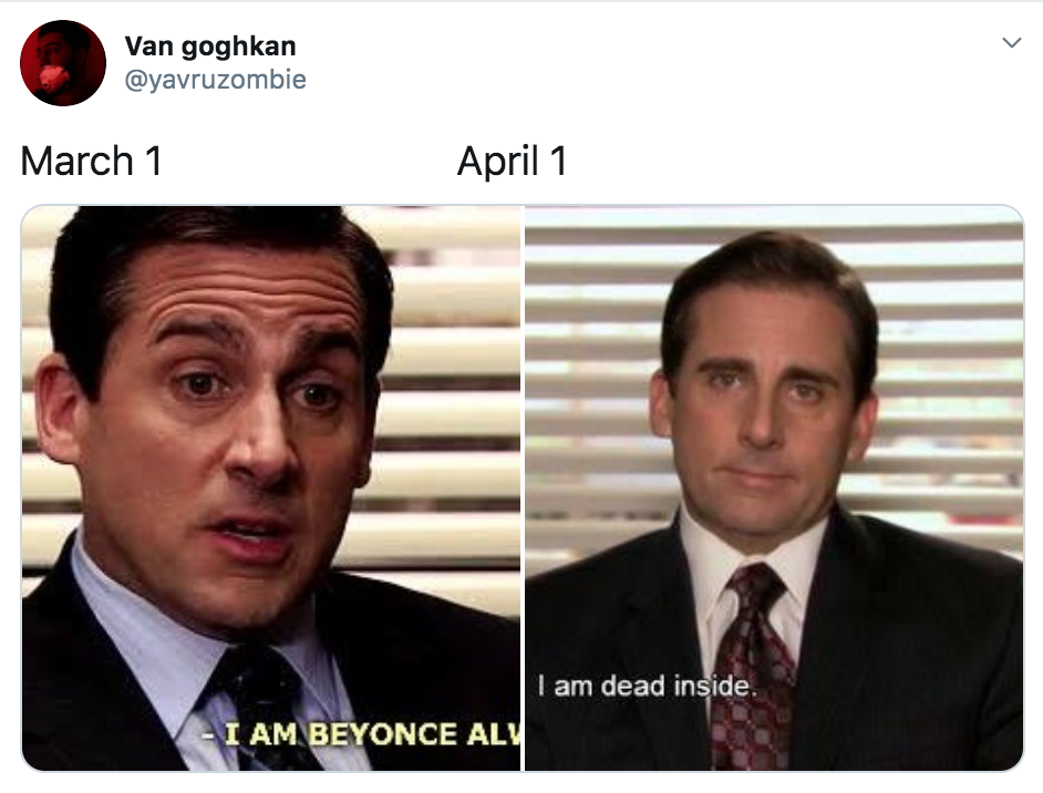 March 1st April 1st memes, April, March, vs, start, end, month, meme, memes, Twitter, viral, funny, best