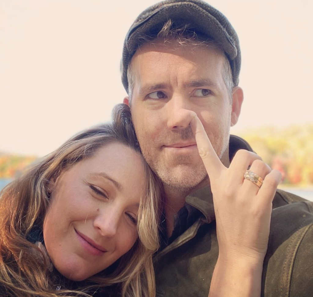 Blake Lively, Ryan Reynolds, donation, Instagram, donate