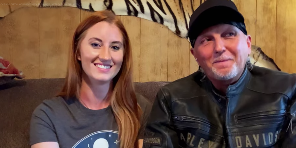 Jeff Lowe, Lauren Lowe, Tiger King, after show, Tiger King and I, bonus, new, extra, episode, facts, new, latest, news, interview, Netflix