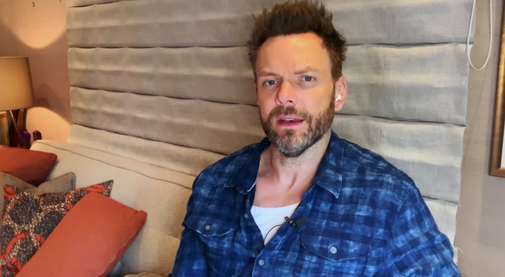 Joel McHale, host, Netflix
