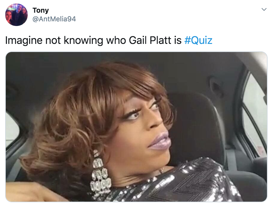 Quiz, ITV, memes, Who Wants To Be A Millionaire, coughing scandal, Twitter, reactions, Charles Ingram, Diana Ingram, Chris Tarrant, Michael Sheen