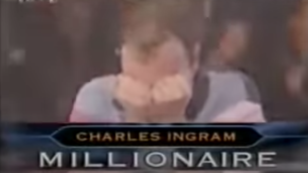 Charles Ingram, Millionaire, Who Wants To Be A Millionaire, episode, clip, watch, full, Quiz,