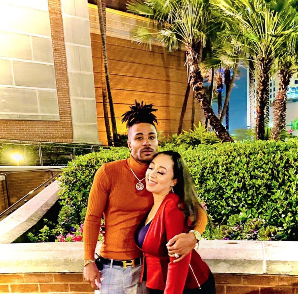 Cyntoia Brown Long, Jamie Long, marriage, husband, Instagram