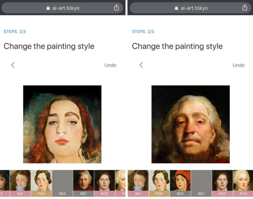 renaissance app, renaissance painting app, old painting filter, renaissance filter, painting filter