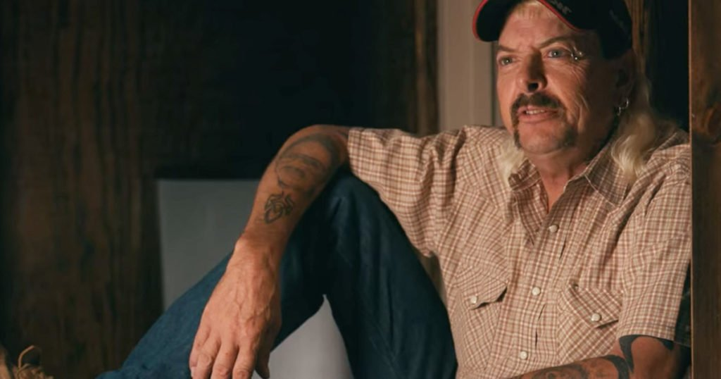 Tiger King, Netflix, Joe Exotic, Louis Theroux, documentary, series, latest, interview