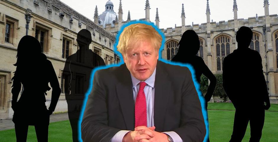 Who Are Boris Johnson S Children Meet Lara Milo Cassia And Theodore