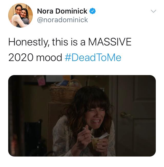 Dead To Me, memes, meme, reaction, season two, Netflix, Twitter