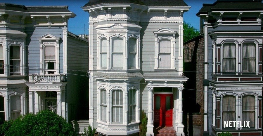 Netflix, houses, filming locations, home, cost, real life, ranked, original, series, Fuller House