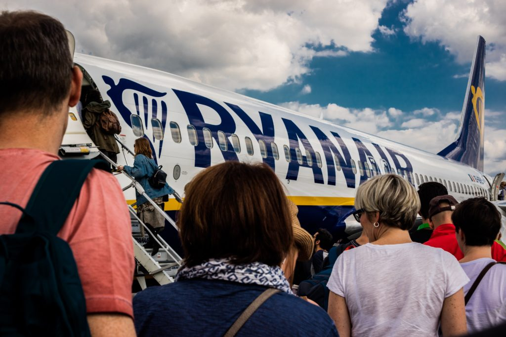 40% of Ryanair flights to resume from July 1
