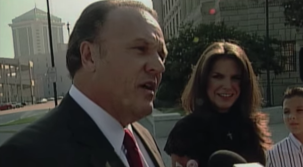 Trial By Media, Netflix, cases, true, crime, story, real, life, case, Richard Scrushy, CEO