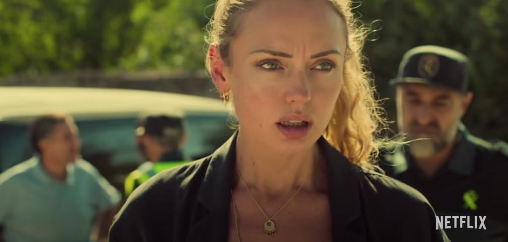 White Lines, cast, list, full, Netflix, new, drama, stars, Laura Haddock, Zoe
