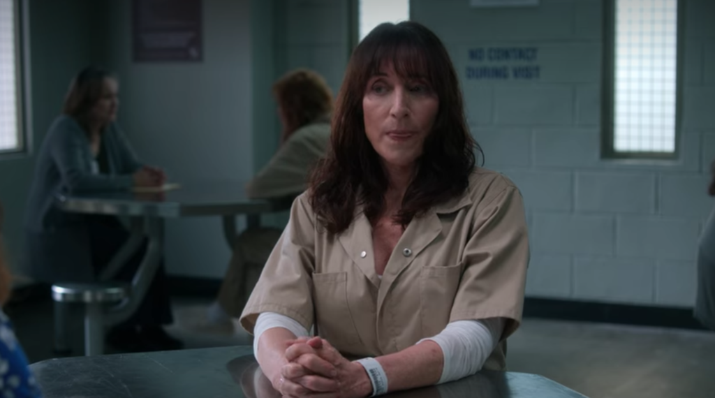 Dead To Me, season two, ending, cliffhanger, questions, explained, theories, Netflix, Judy, Mom, mother, prison