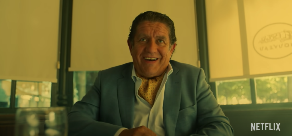 Pedro Casablanc, plays, Andreu,