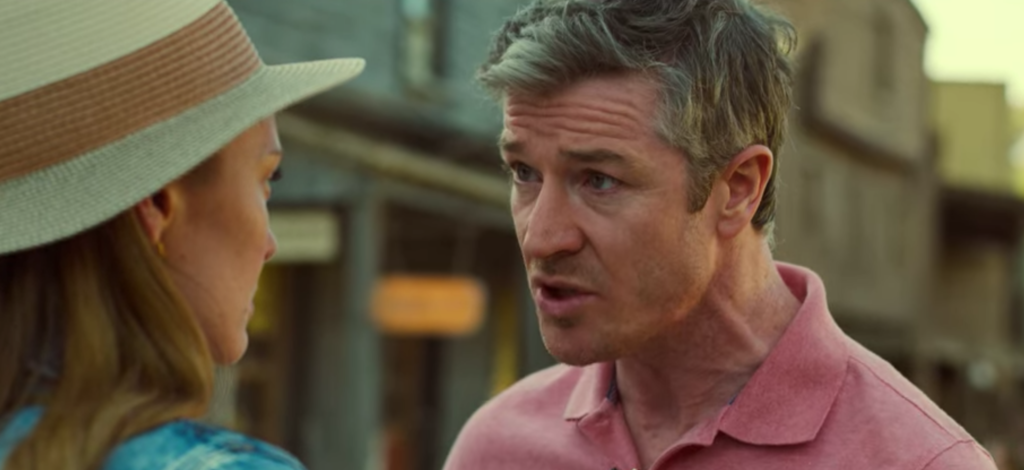 White Lines, cast, list, full, Netflix, new, drama, stars, Barry Ward, Mike
