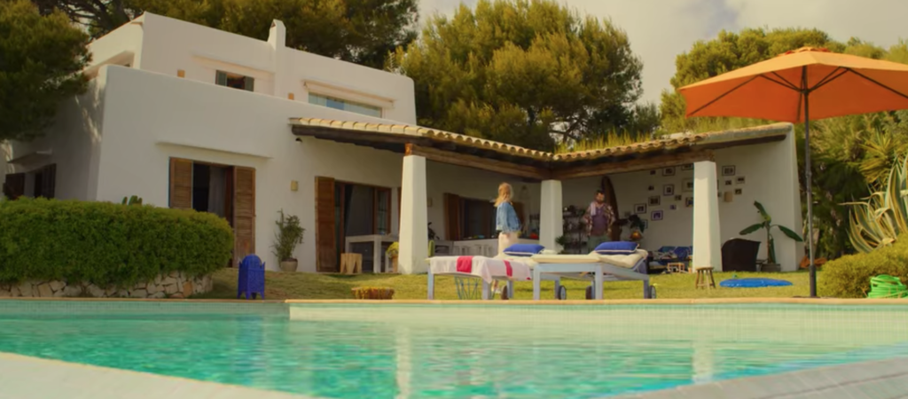 White Lines, Netflix, filming, locations, where, filmed, set, Ibiza, Marcus, house, home, villa