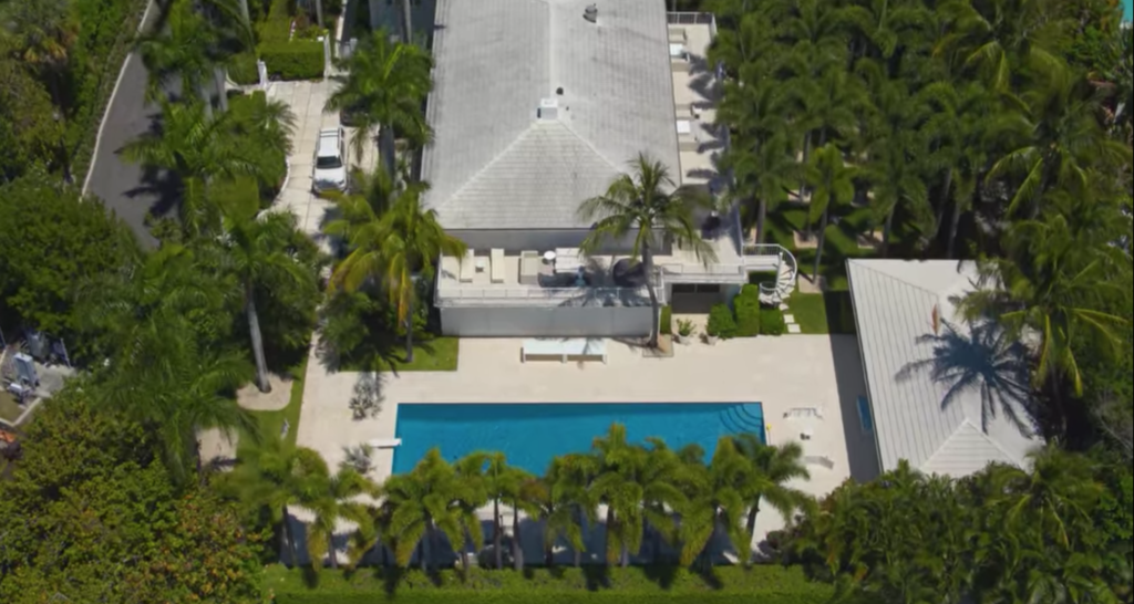 Jeffrey Epstein, houses, house, Palm Beach, Florida, mansion, home
