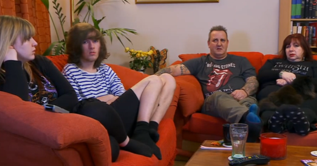 woerdenweber family, original gogglebox cast members, silent jay