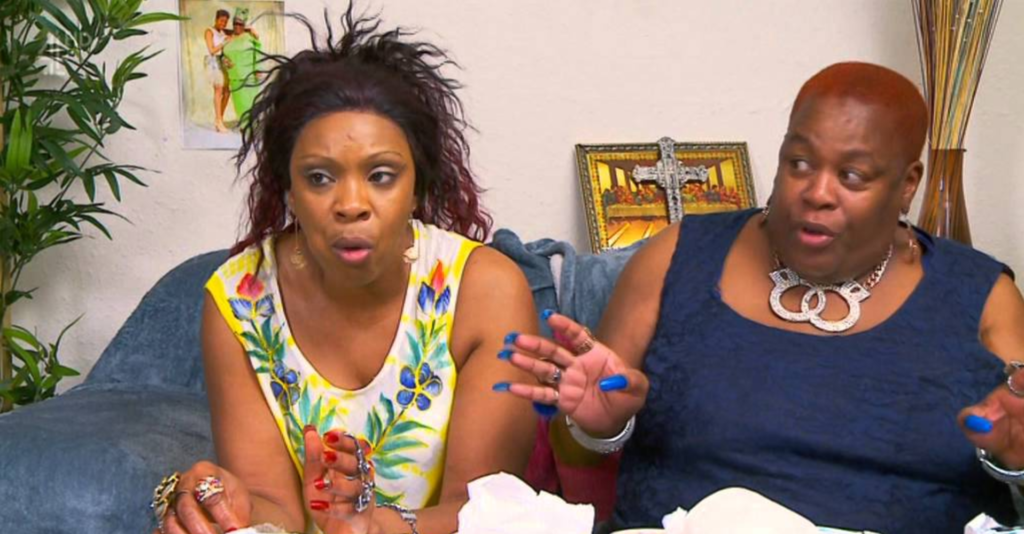 original gogglebox cast members, sandy, sandra