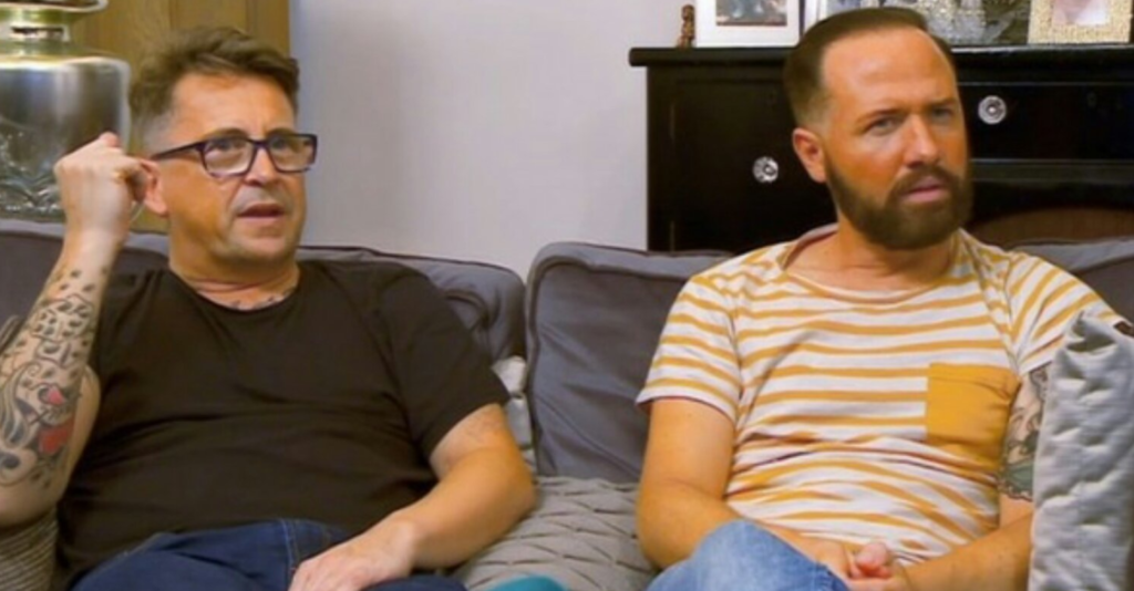 original gogglebox cast members, chris, stephen