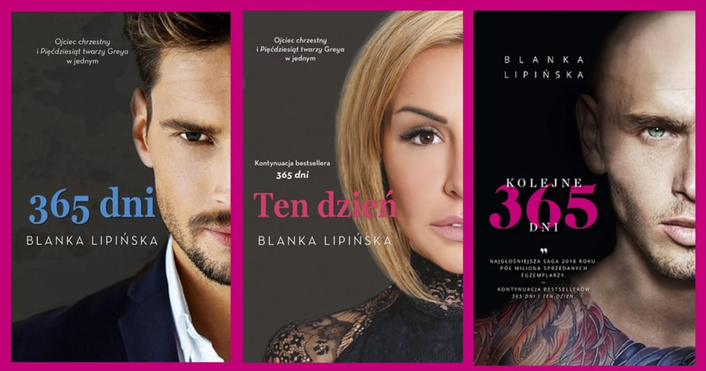 365 Dni Book