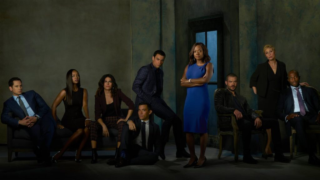 Netflix, shows, most, diverse, diversity, cast, race, ethnicity, representative, lead, series, How To Get Away With Murder