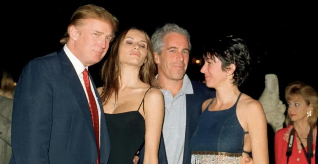 Jeffrey Epstein, theories, conspiracy, Twitter, death, murdered, killed, Donald Trump