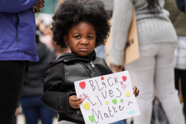 Black Lives Matter, protest, signs, racism, anti, march, protesters, BLM, movement