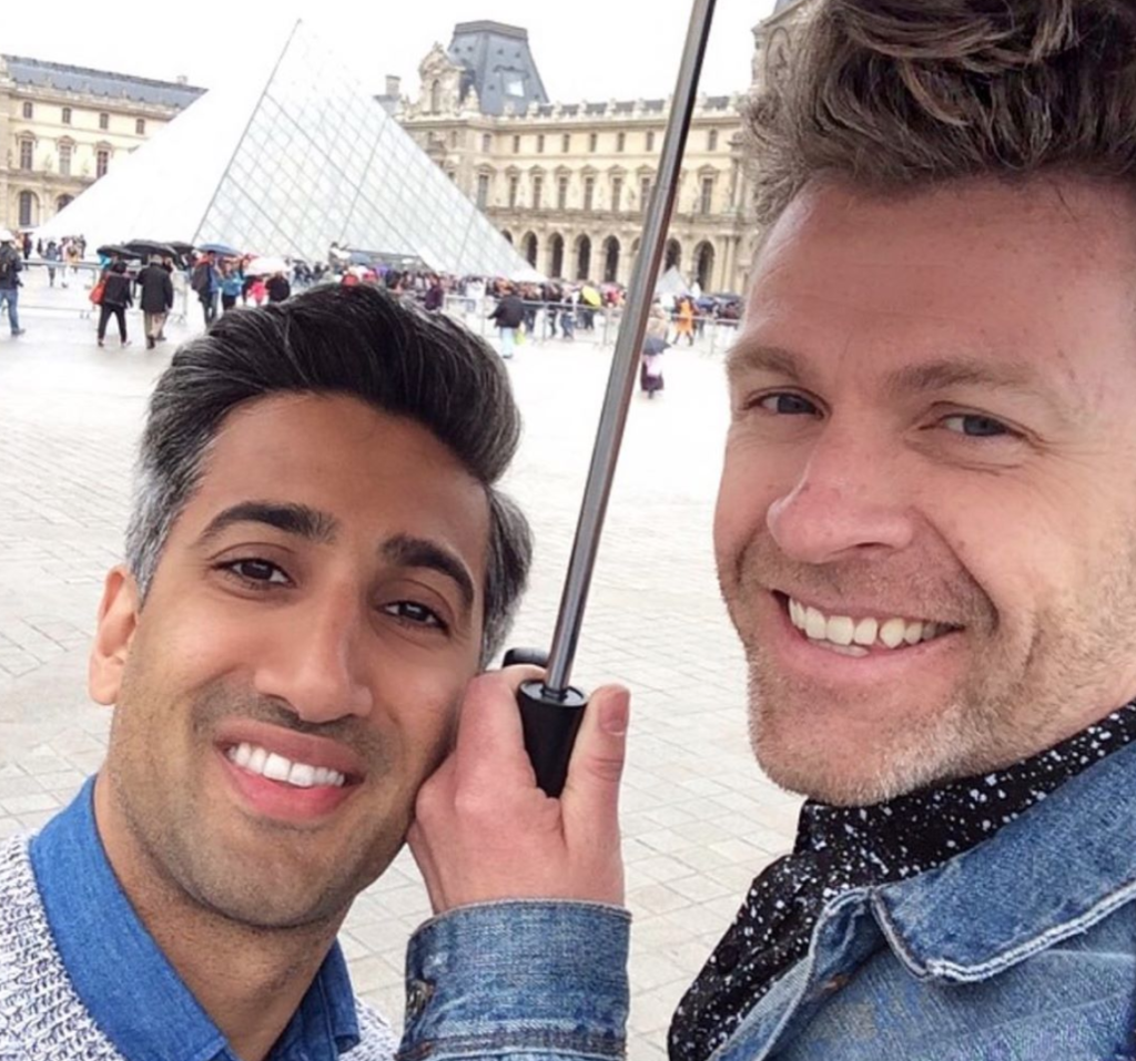Queer Eye, partners, boyfriend, husband, fiance, Netflix, Fab Five, Tan France, Rob France