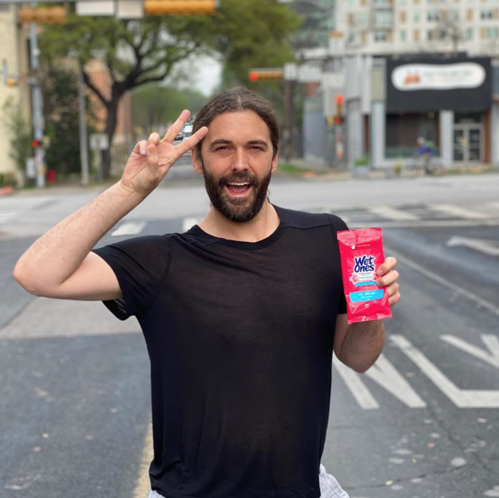 Queer Eye, Netflix, ages, age, how, old, Fab Five, birthday, Jonathan Van Ness