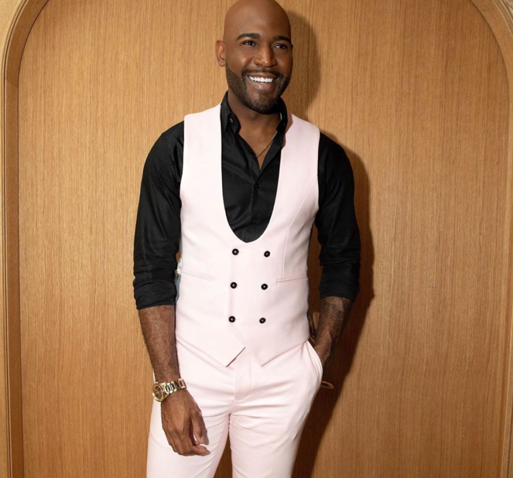 Queer Eye, Netflix, ages, age, how, old, Fab Five, birthday, Karamo Brown