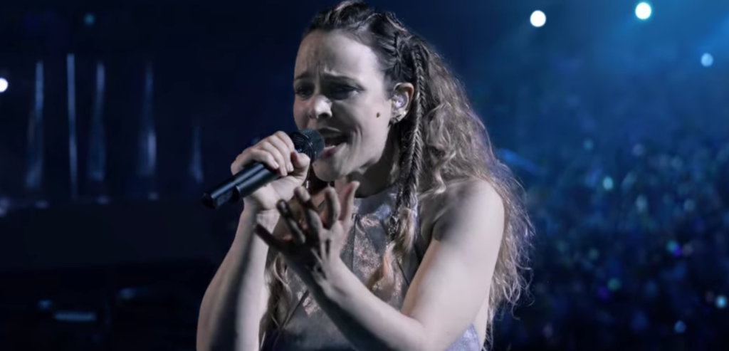 Netflix, Eurovision, movie, film, song, contest, Fire Saga, who, sings, singers, voices, real, Rachel McAdams