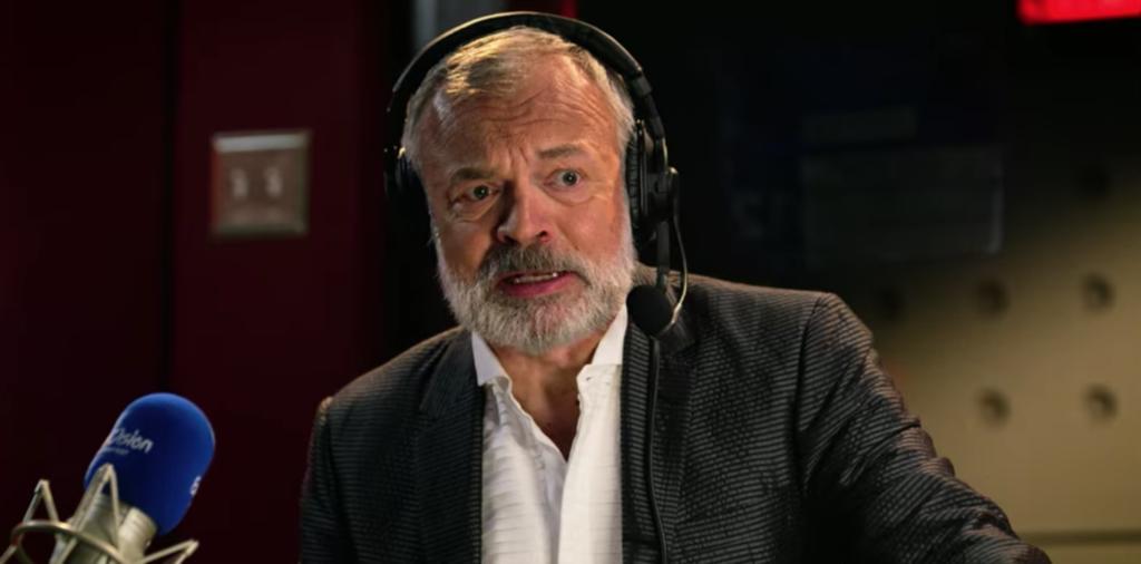Graham Norton, Netflix, Eurovision