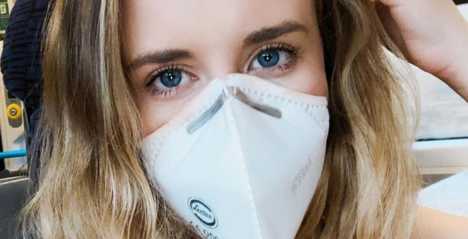 do face masks cause acne, face mask acne, face mask spots, do face masks give you spots, face mask blemishes, face masks skin bad,