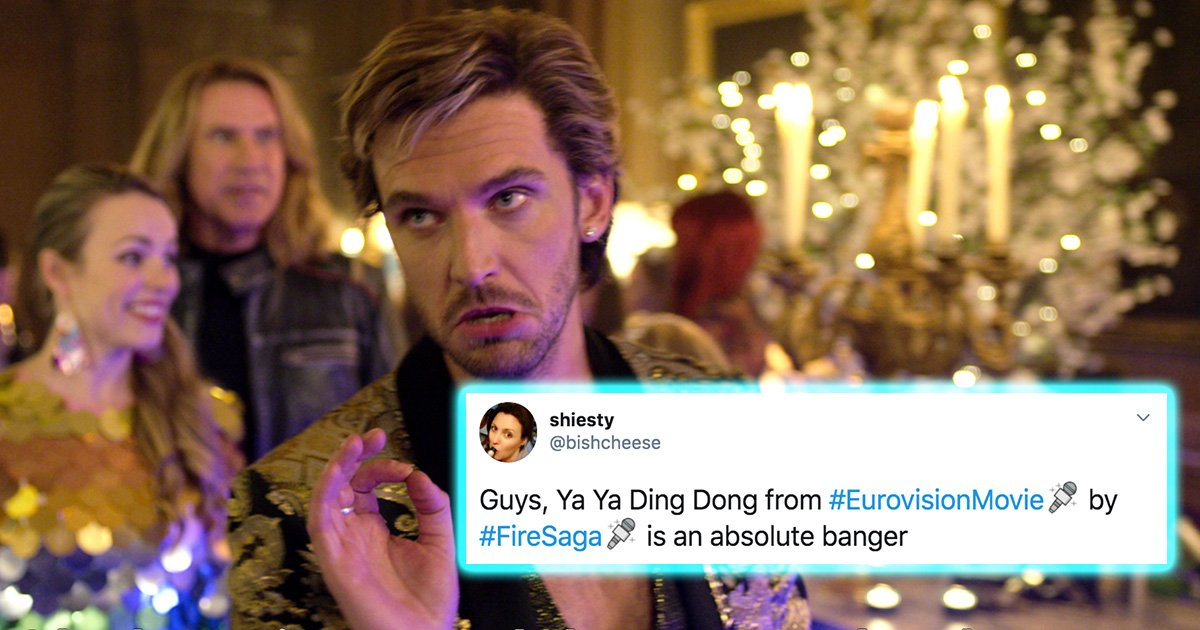 Eurovision Movie Memes 33 Reactions To Netflix Film Worthy Of 12 Points