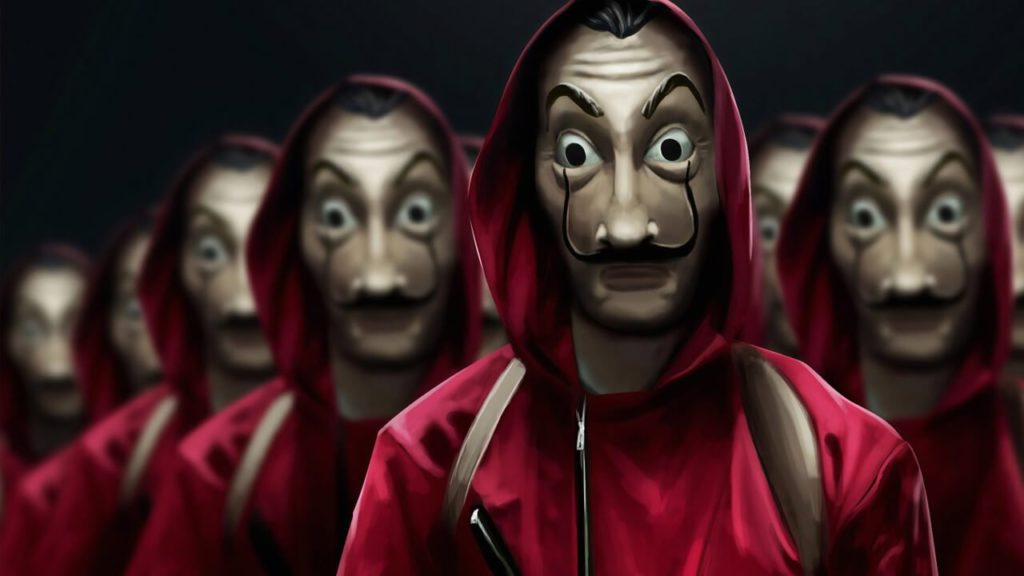 Money Heist, Netflix, stats, figures, viewing, numbers