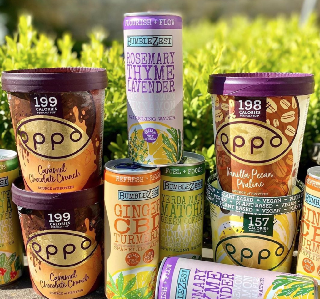 Oppo Ice Cream, Dragon's Den