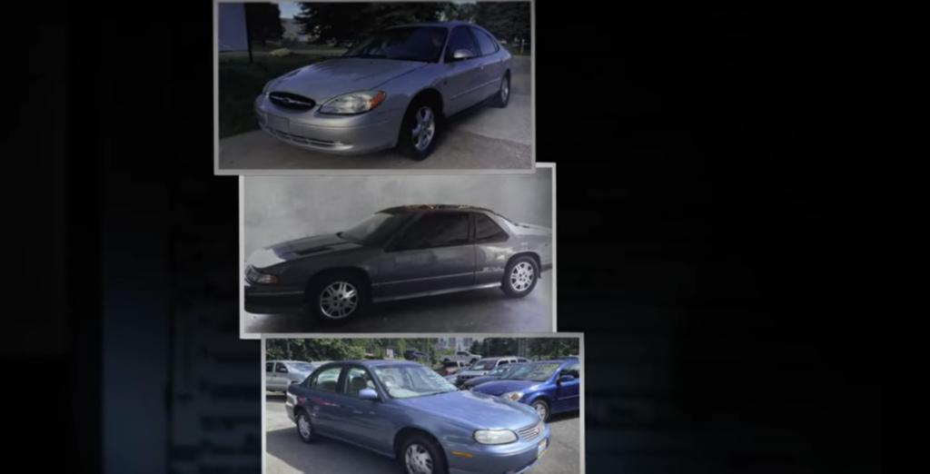 car, witness, evidence, blue