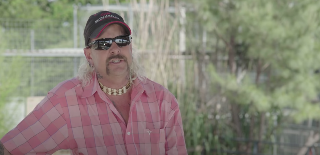 Surviving Joe Exotic, Animal Planet, new, Tiger King, documentary, watch, trailer, about