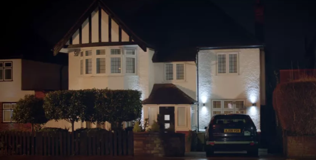 TV show houses, TV, series, house, home, filming location, real life, Friday Night Dinner