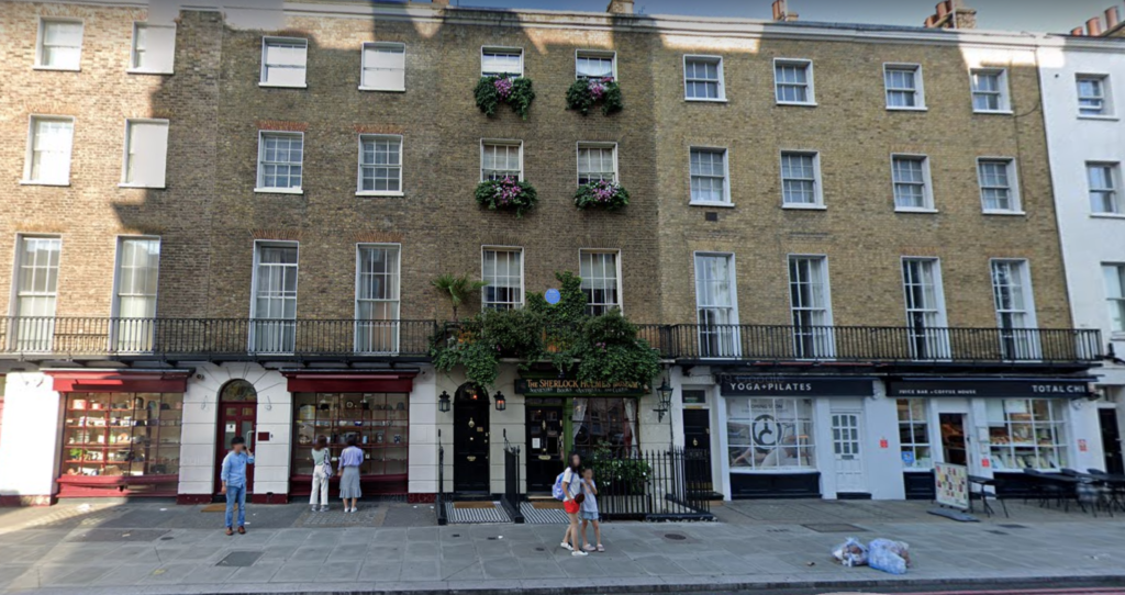 most expensive TV homes, TV, show, houses, homes, price, cost, ranking, expensive, Sherlock Holmes, London