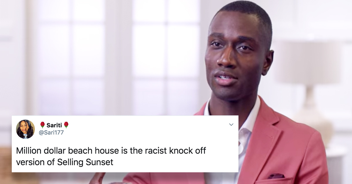 Million Dollar Beach House on Netflix is being called 'racist' by viewers