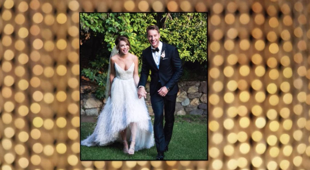Chrishell Stause, divorce, Justin Hartley, text, what happened, split, break up, Selling Sunset, Netflix