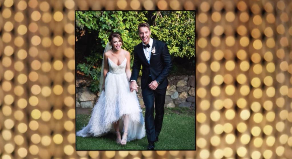 Justin Hartley, Chrishell Stause, divorce
