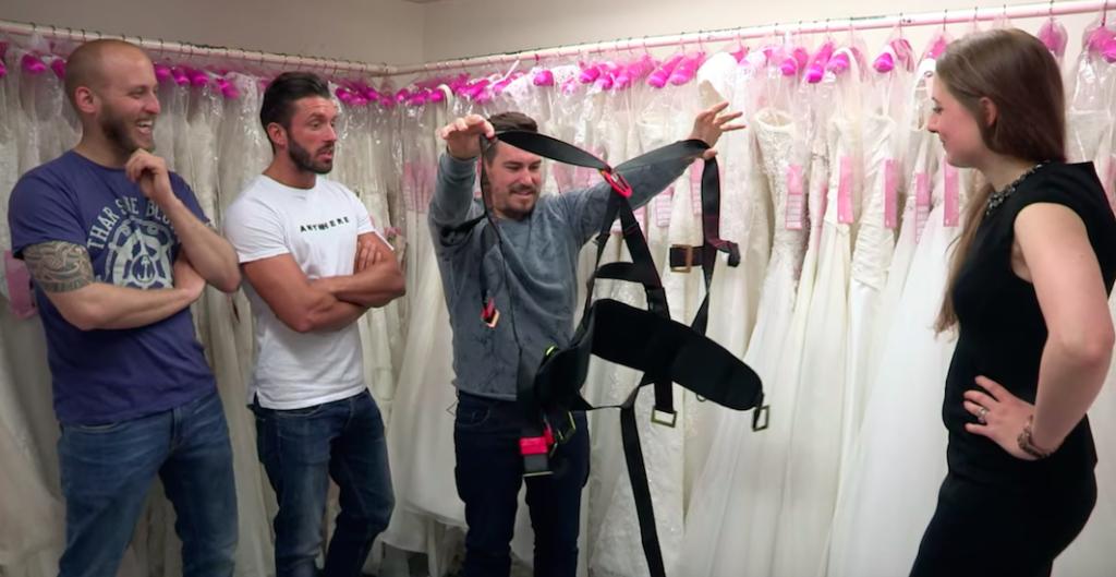 Don't tell the bride production secrets
